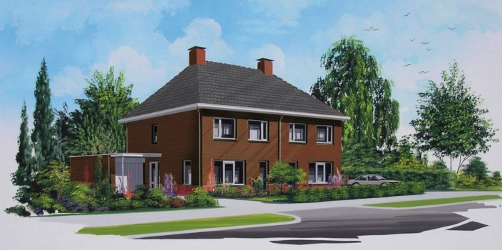 Woningbouw aanbod nieuwbouwwoningen accent bouw wonen b v for Prijzen nieuwbouw vrijstaande woning