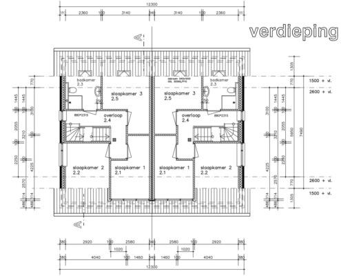 lijster verdieping