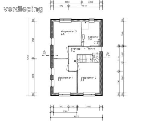 patrijs verdieping
