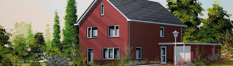 Vrijstaande woning model Specht